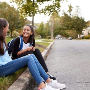 I'm Not Enough For My Teen Daughter, So I'm Grateful For Her Friends