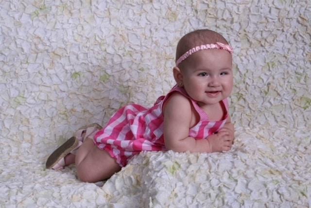 Infant photo, color photo