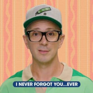 Steve From Blue's Clues Returns With a Video Message We Didn't Know We Needed