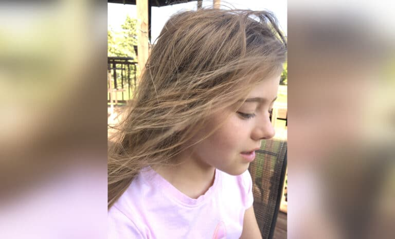 10 year old girl profile