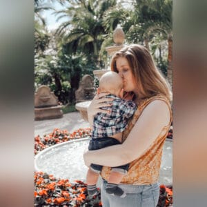 As a New Mom, God Shows Me I'm Not Alone