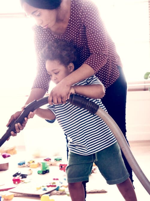 Being the Parent Who's Always 'On' is Exhausting