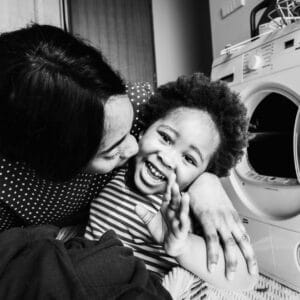 The Secret To Motherhood is Bottomless Grace