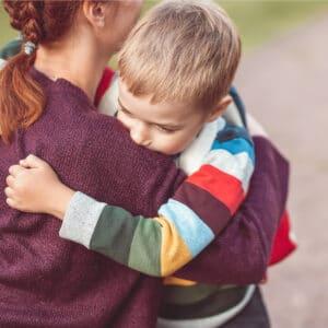 My Kindergartener is Still Struggling To Adjust—And it Breaks My Mama Heart