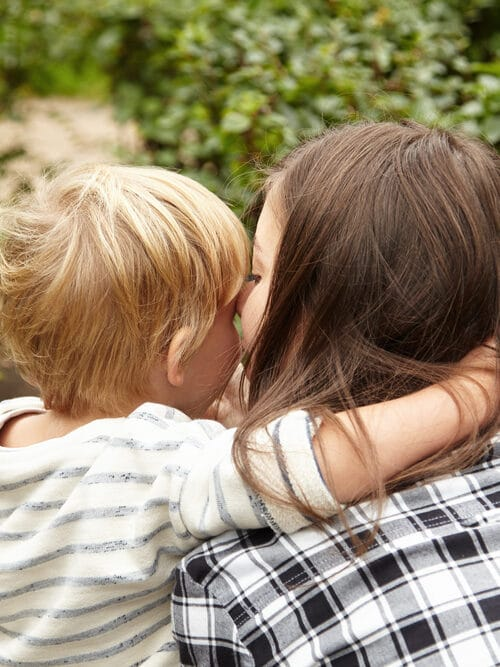 My Child Turned This Introvert Mom Into An Advocate