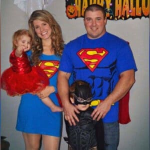 We Do Family Costumes For Halloween Because Kids Are Kids For Just a Short While