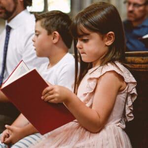Taking Kids To Church is Hard But Beautiful Work