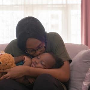 When Motherhood Feels Thankless, Listen in the Silence