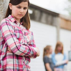 It's Heartbreaking To Raise a Child Who's Told She Doesn't Fit In